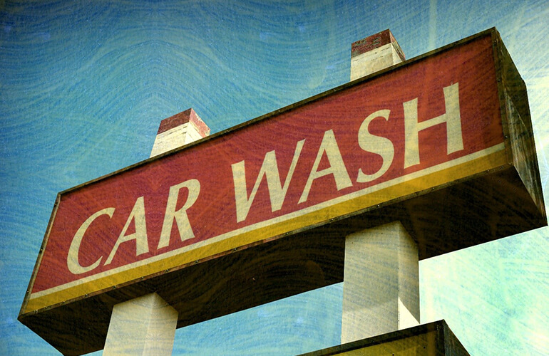 History of the car wash