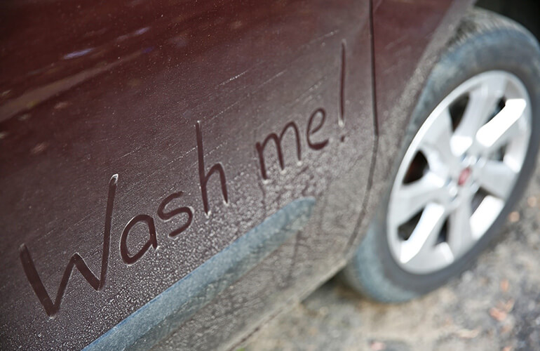 Why washing your car is an important part of its general maintenance schedule